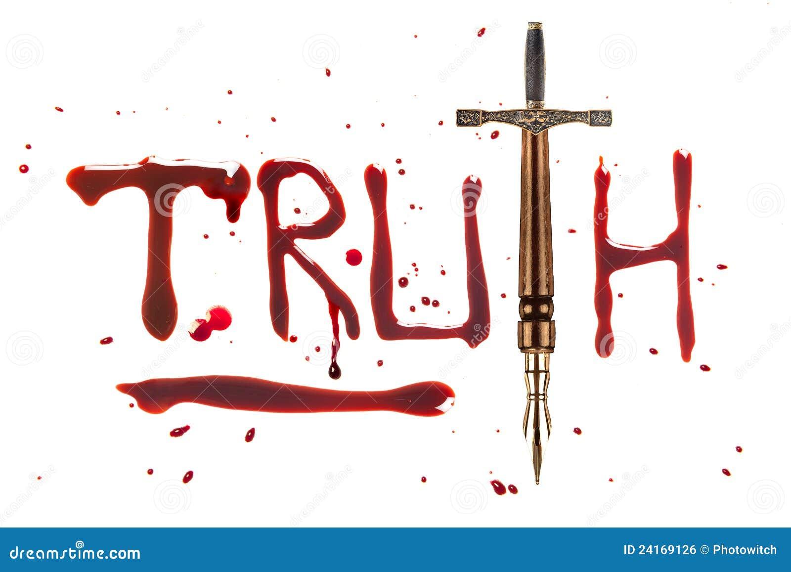 Espada e verdade da pena
