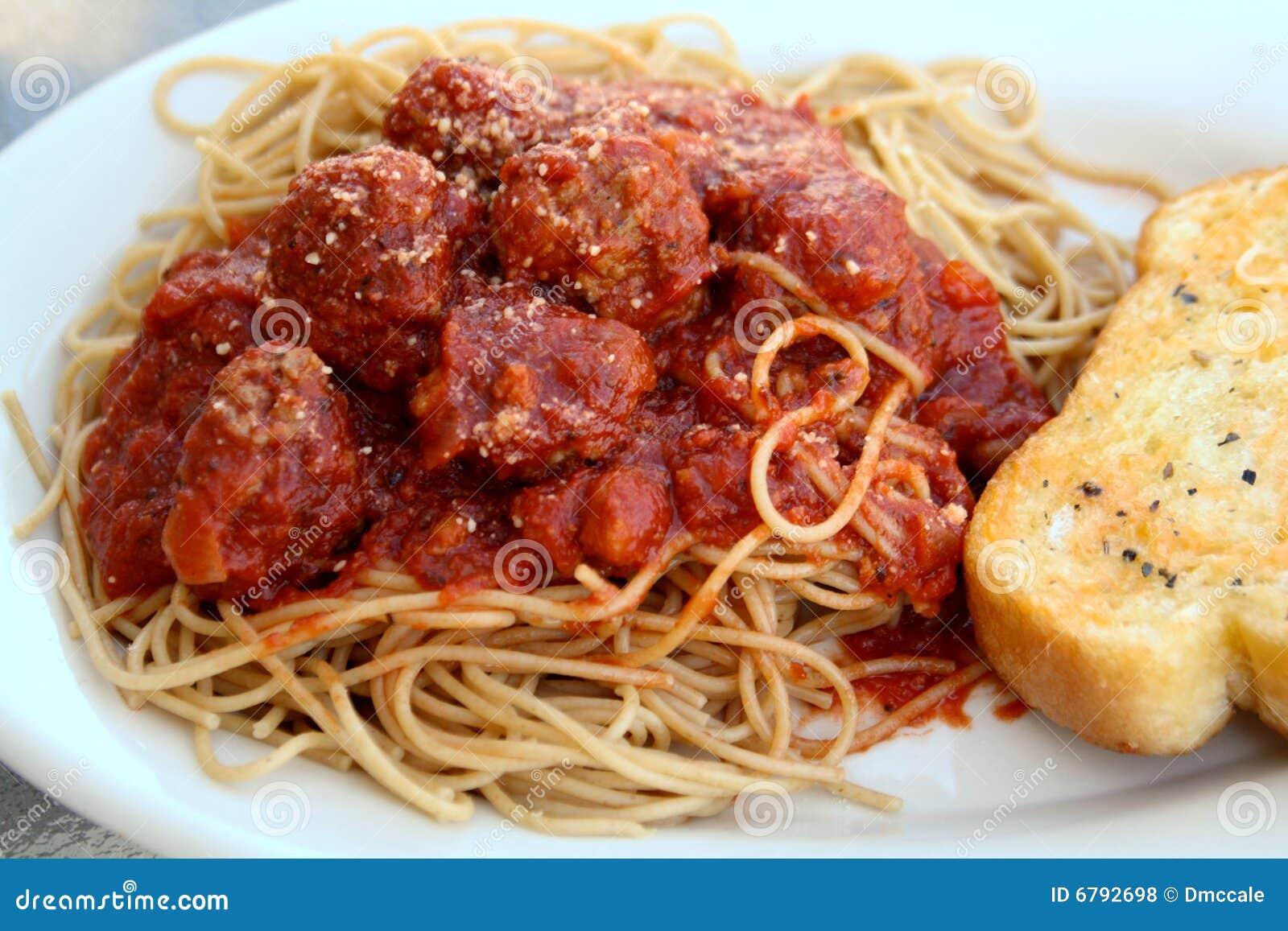 Old Fashioned Spaghetti Recipe