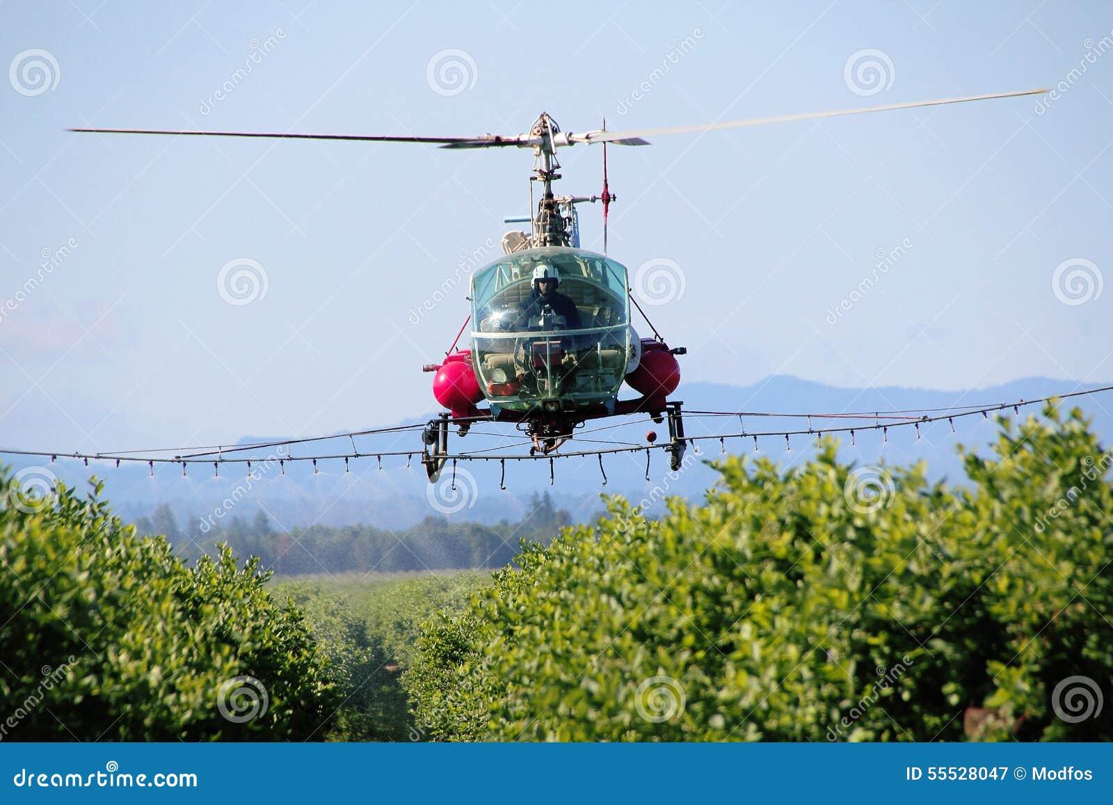 Espanador americano do piloto e da colheita