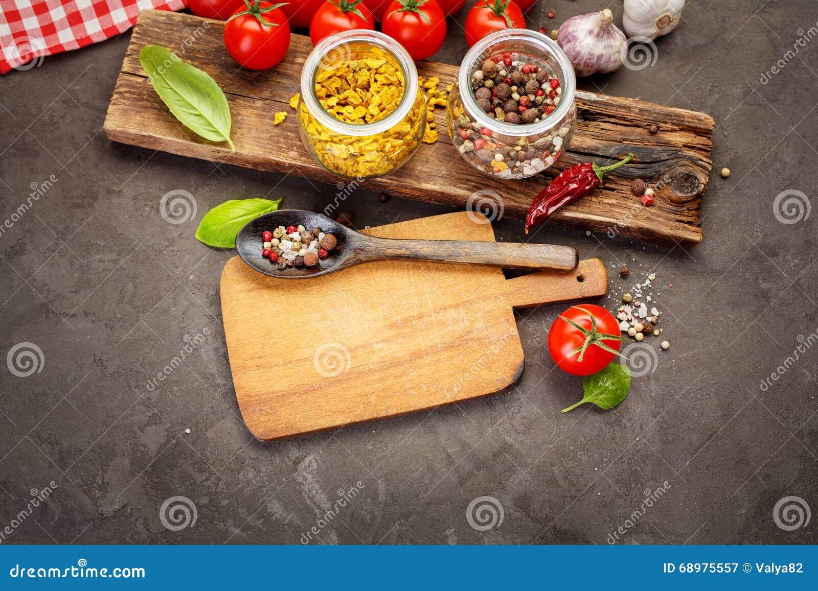 Especia para cocinar