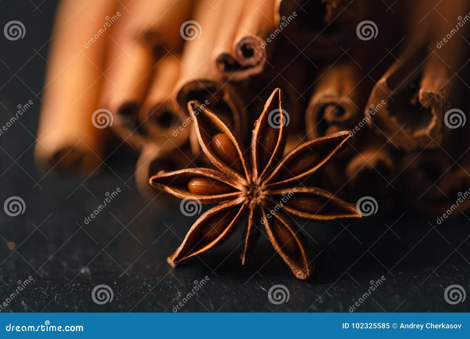 Especiarias do aroma