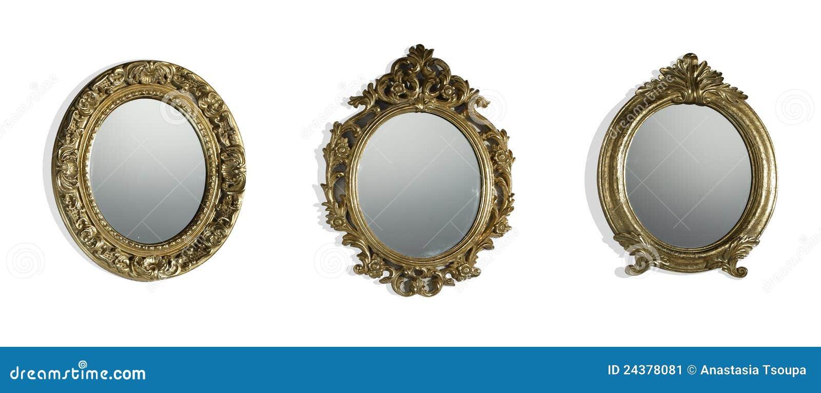 Espejos de la vendimia