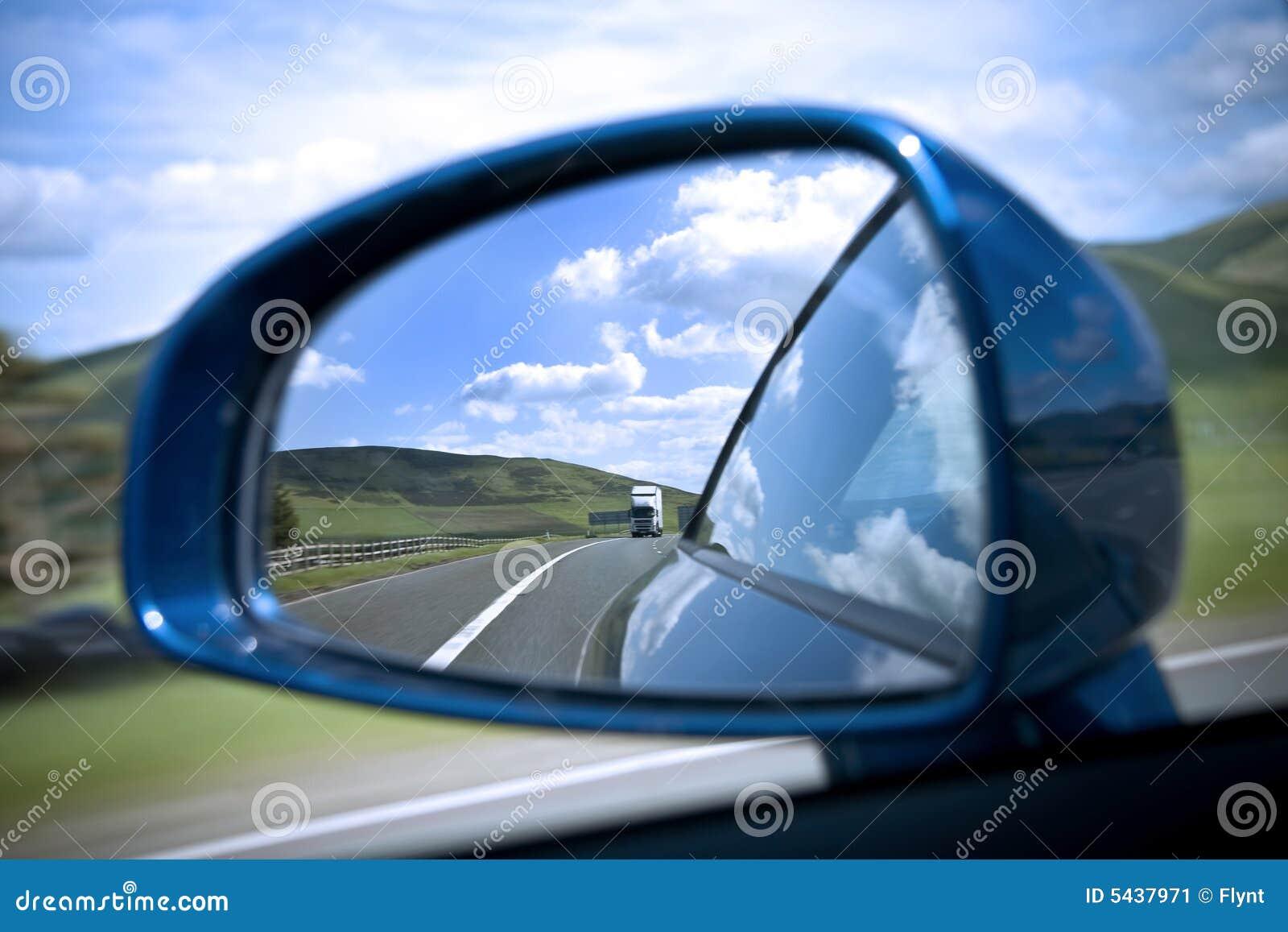 Espelho de vista traseira