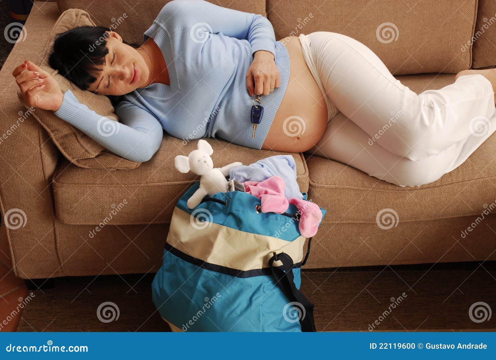 Esperar el nacimiento.