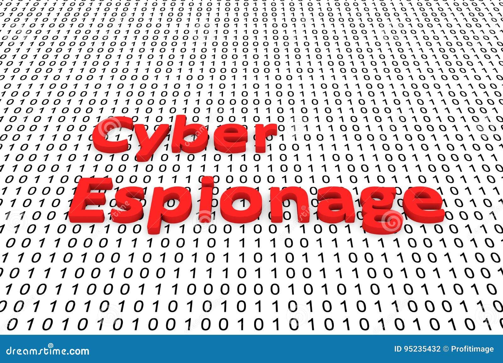 Espionnage de Cyber