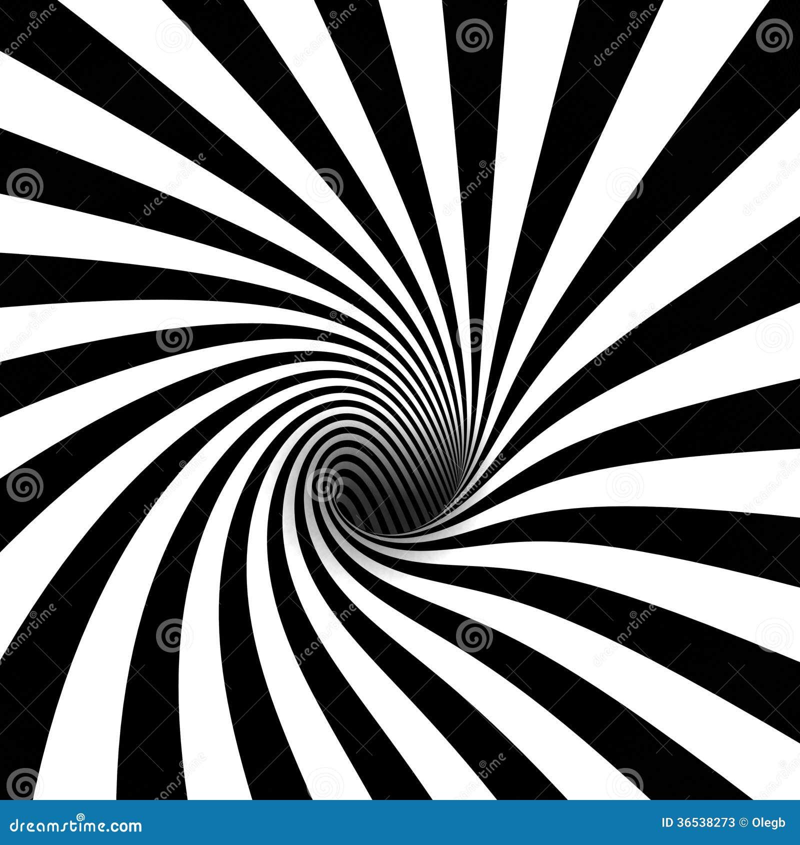 Espiral blanco y negro stock de ilustraci n ilustraci n de din mico 36538273 - Blanco y negro paint ...
