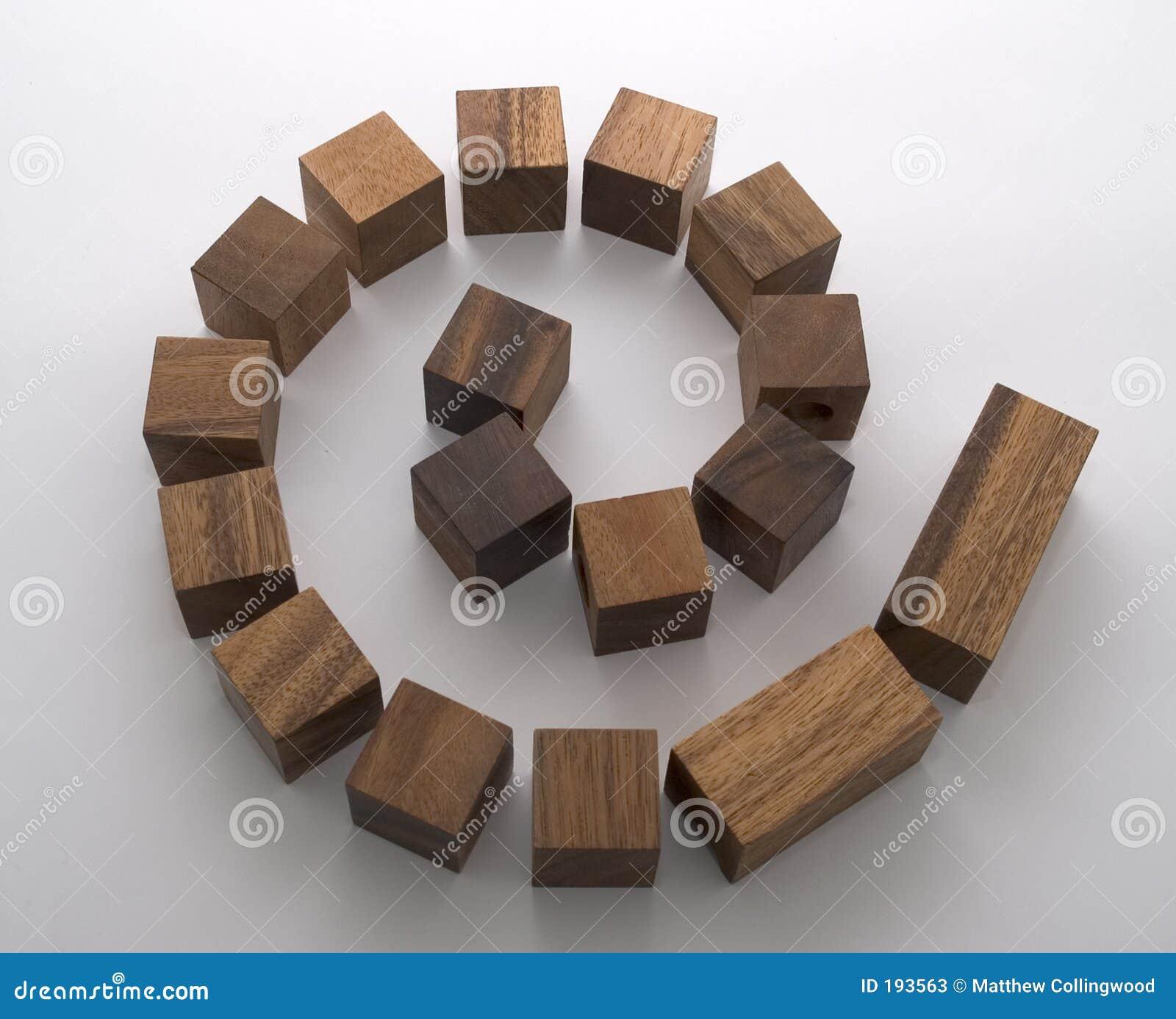 Espiral Blocky