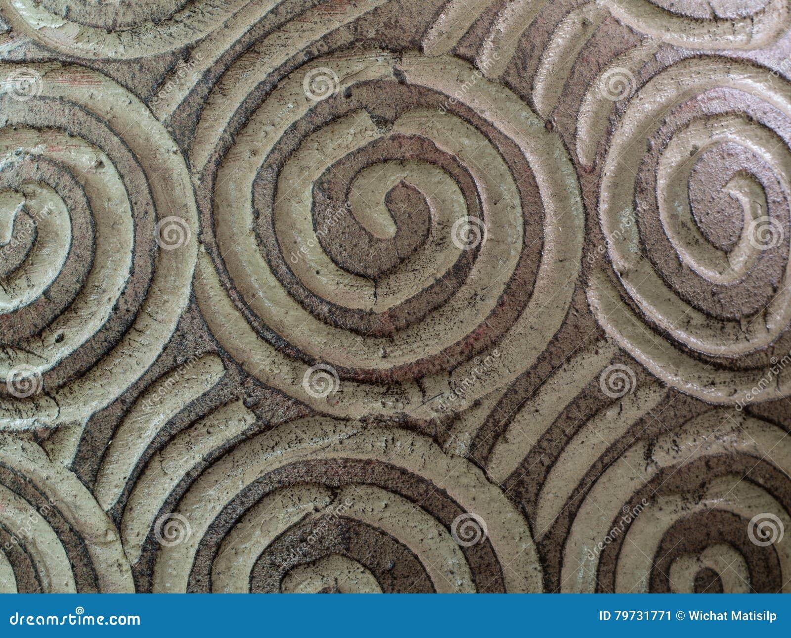 Espiral modelado maceta
