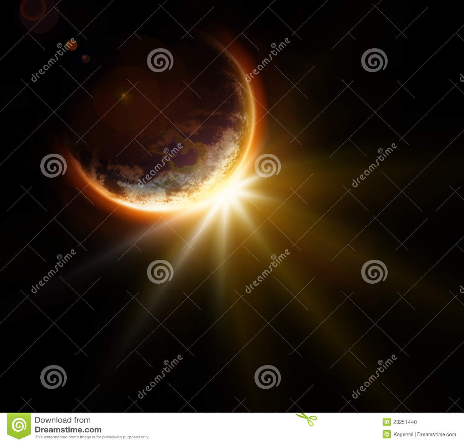 Esplorazione di spazio