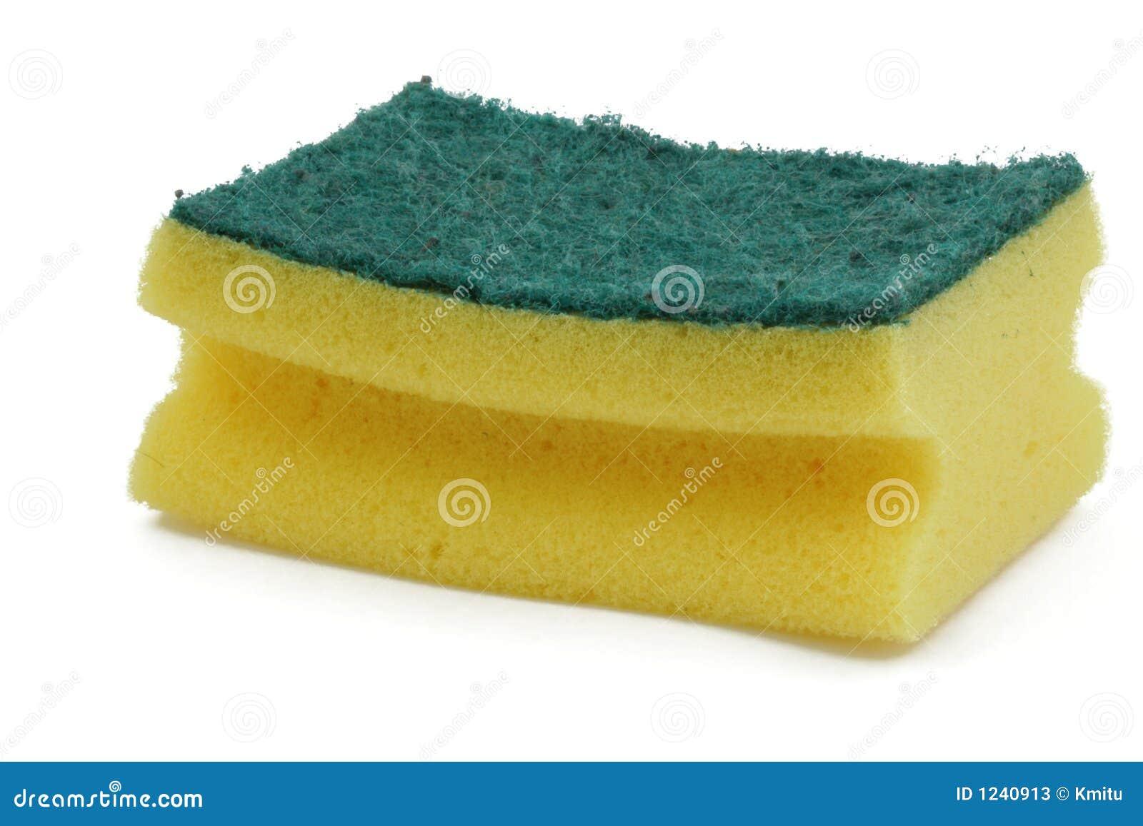 Esponja da lavagem da louça