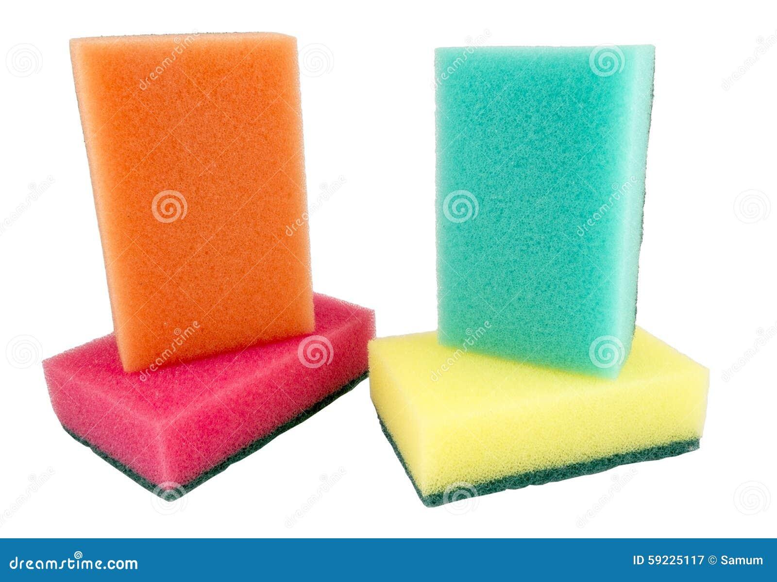 Esponjas de la cocina