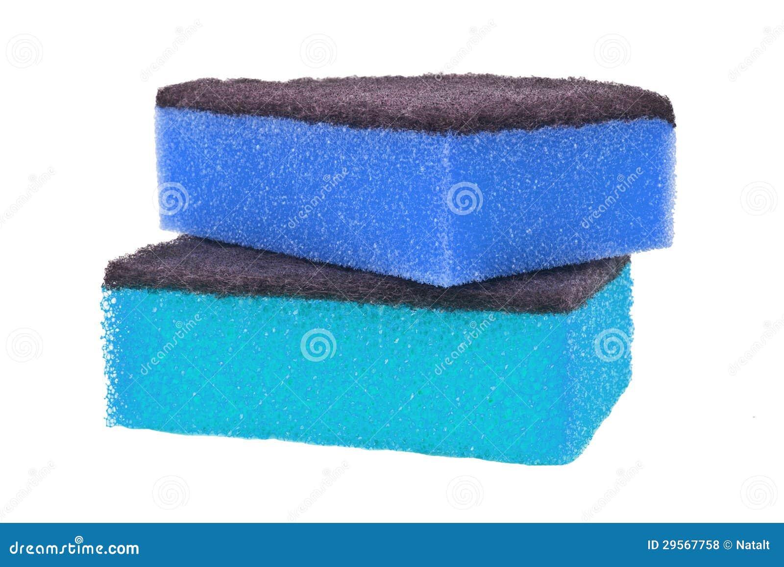 Esponjas para limpiar y la higiene de la cocina fotos de - Fotos de comodas ...