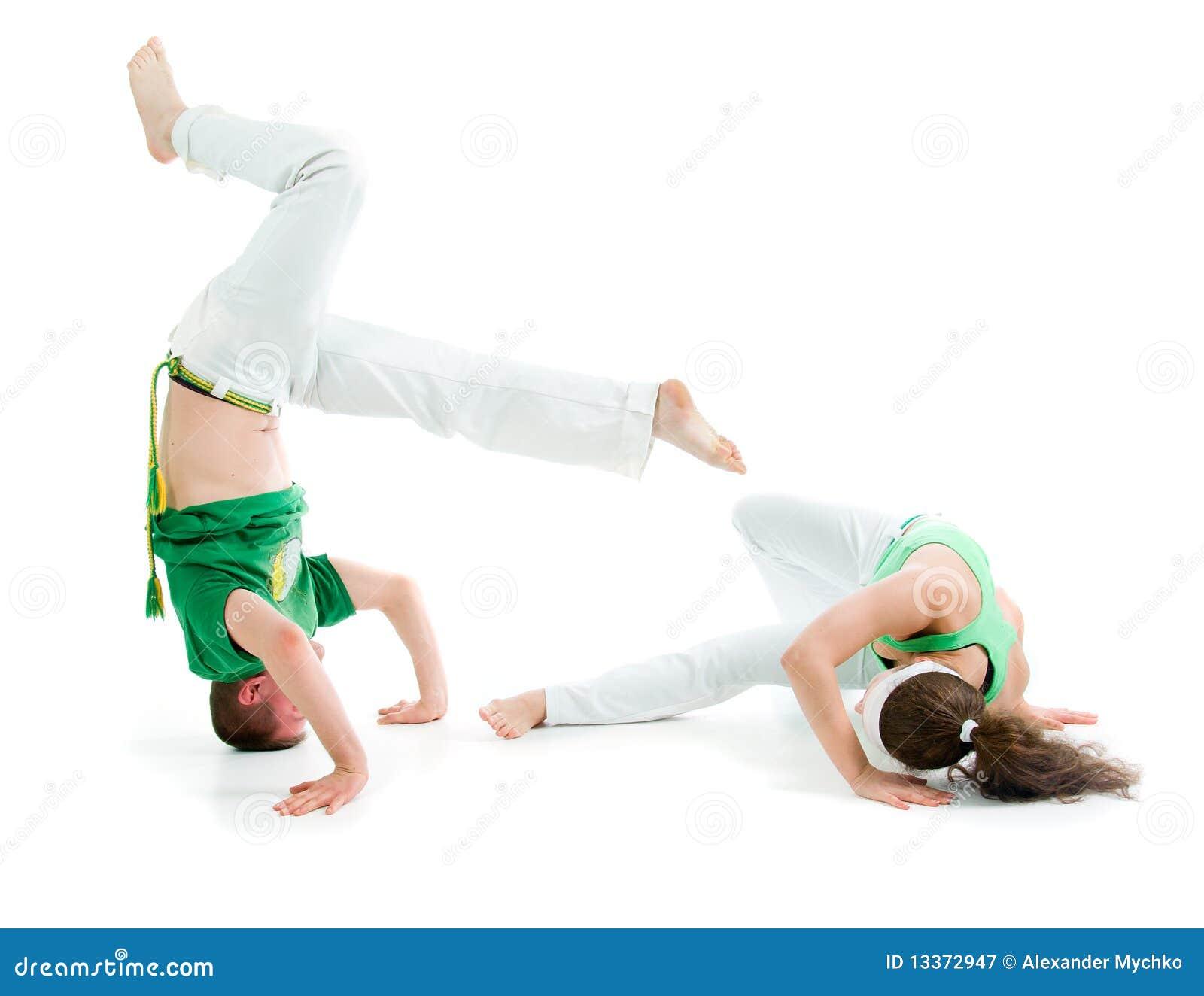 Esporte de contato. Capoeira
