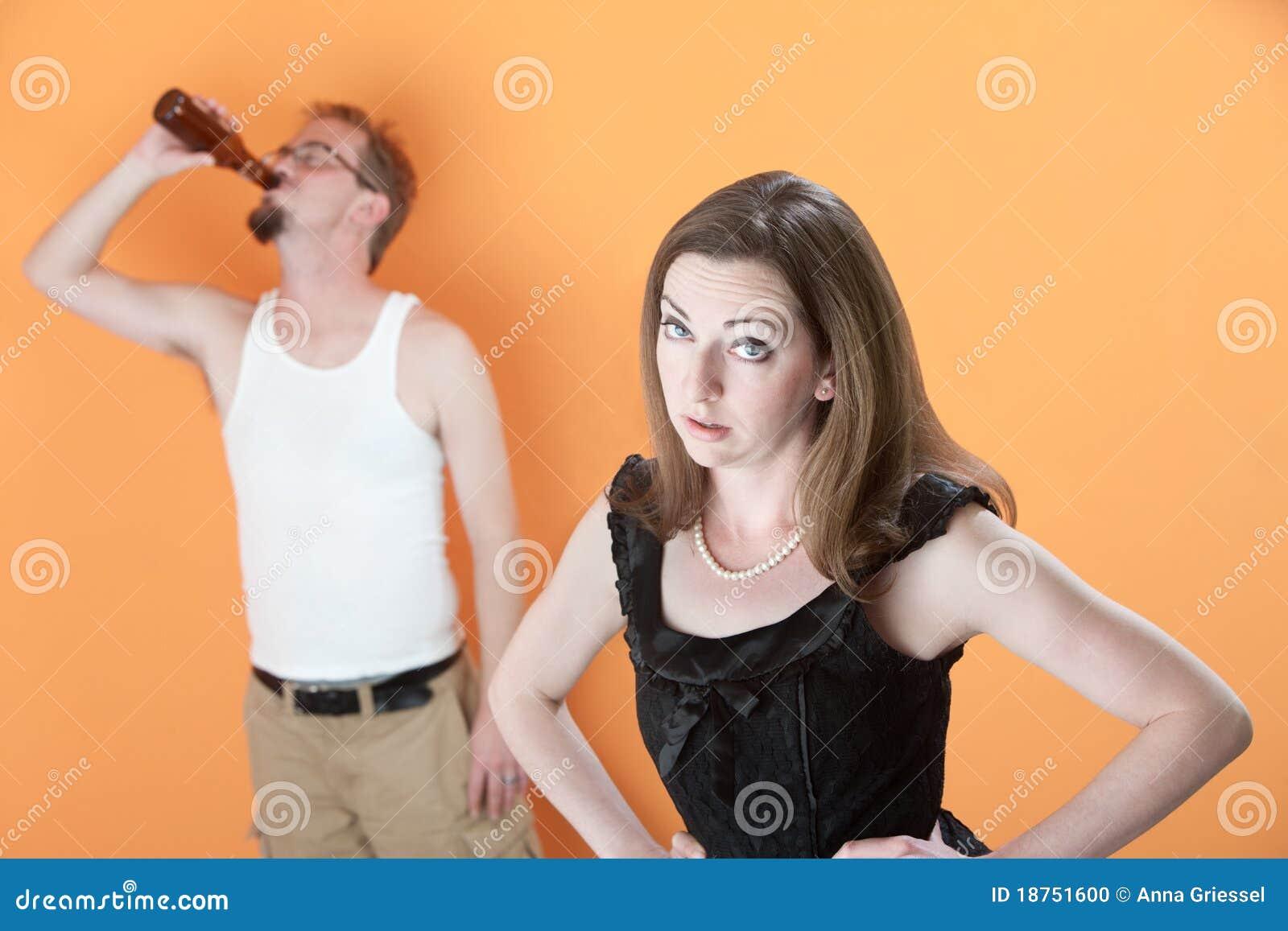 Como al marido hacer dejar beber sin su consentimiento los medios públicos