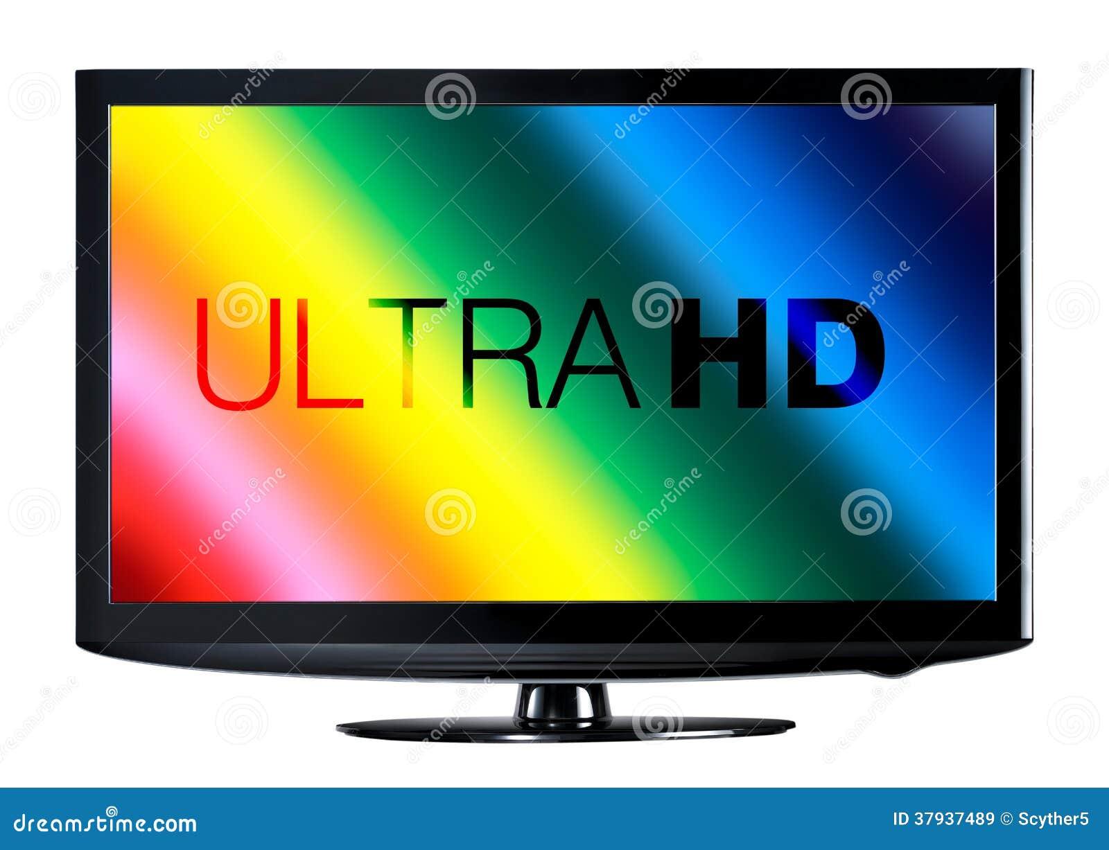Esposizione della televisione 4K