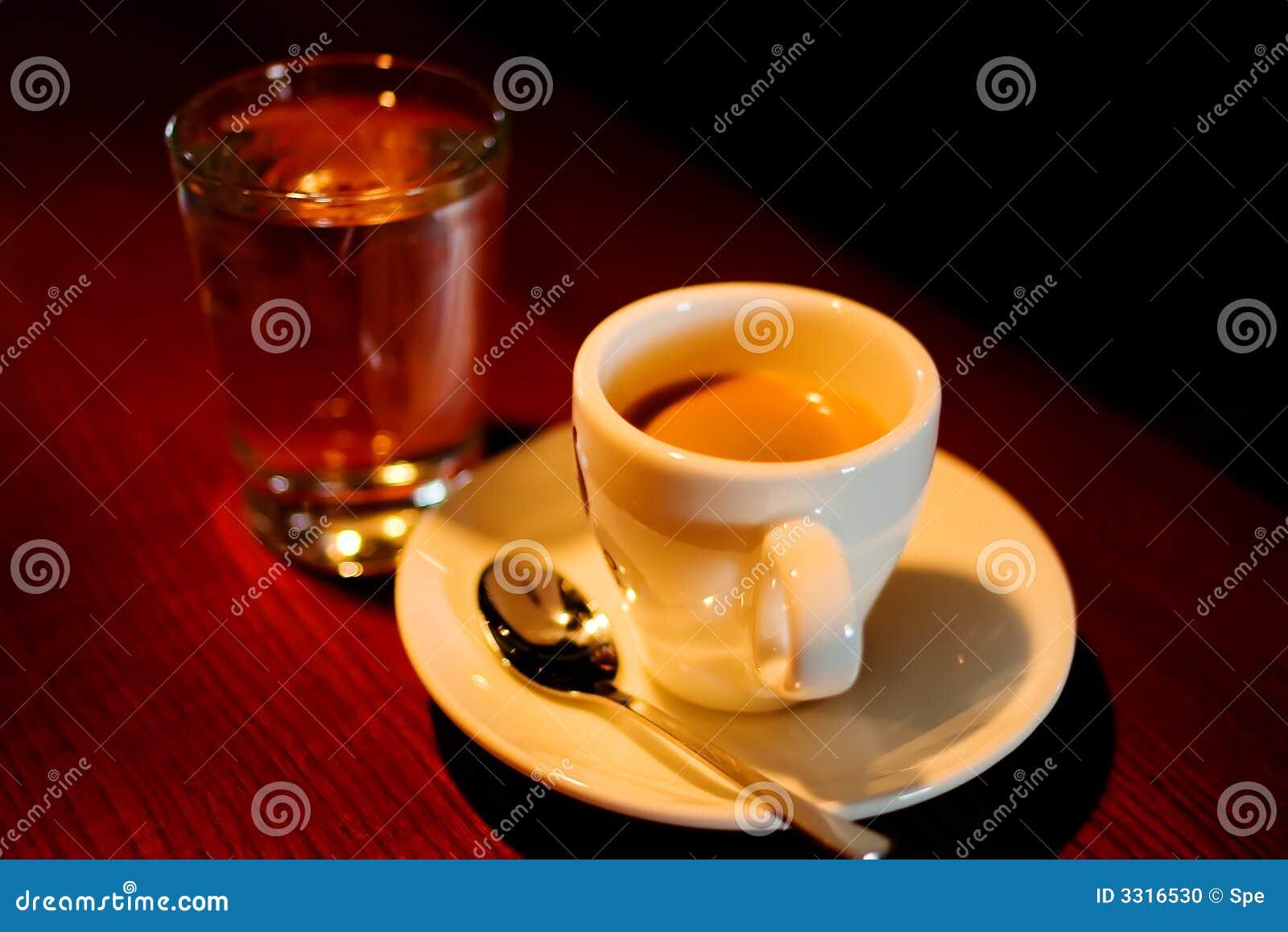 Espresso ослабляет