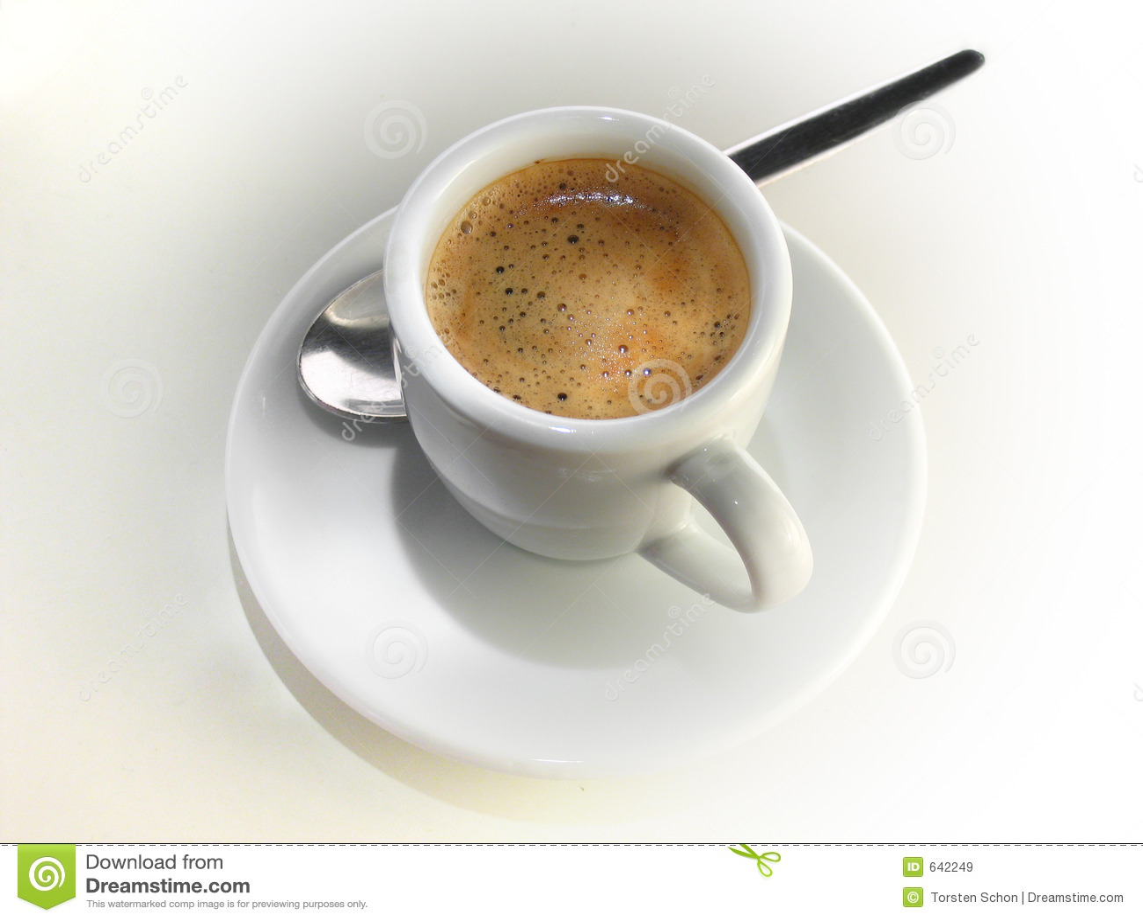 Download Espresso стоковое изображение. изображение насчитывающей смешивает - 642249