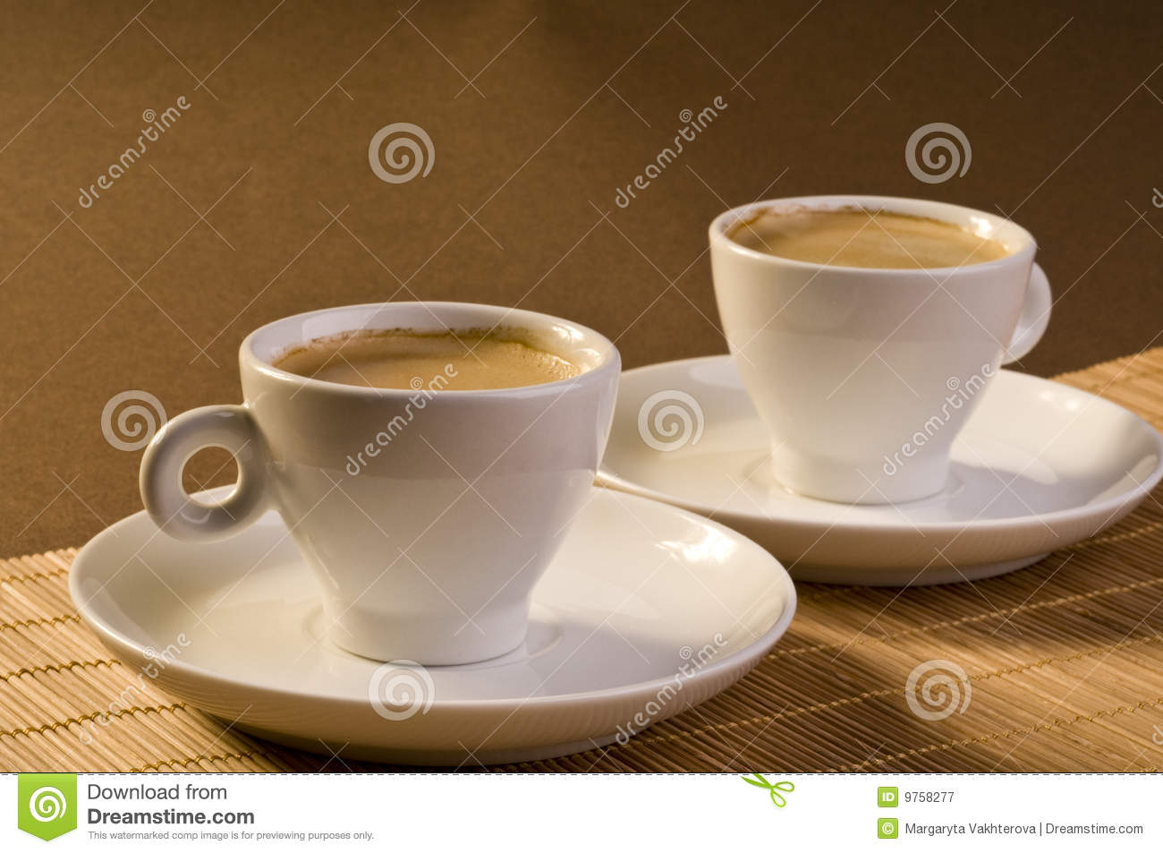 espresso coffee cups royalty free stock photography  image  - brown coffee espresso