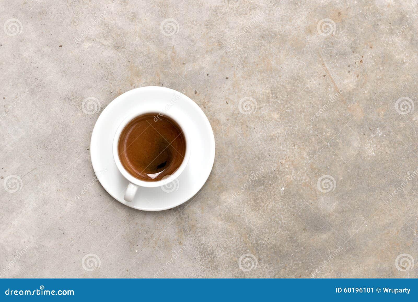 how to make white coffee espresso