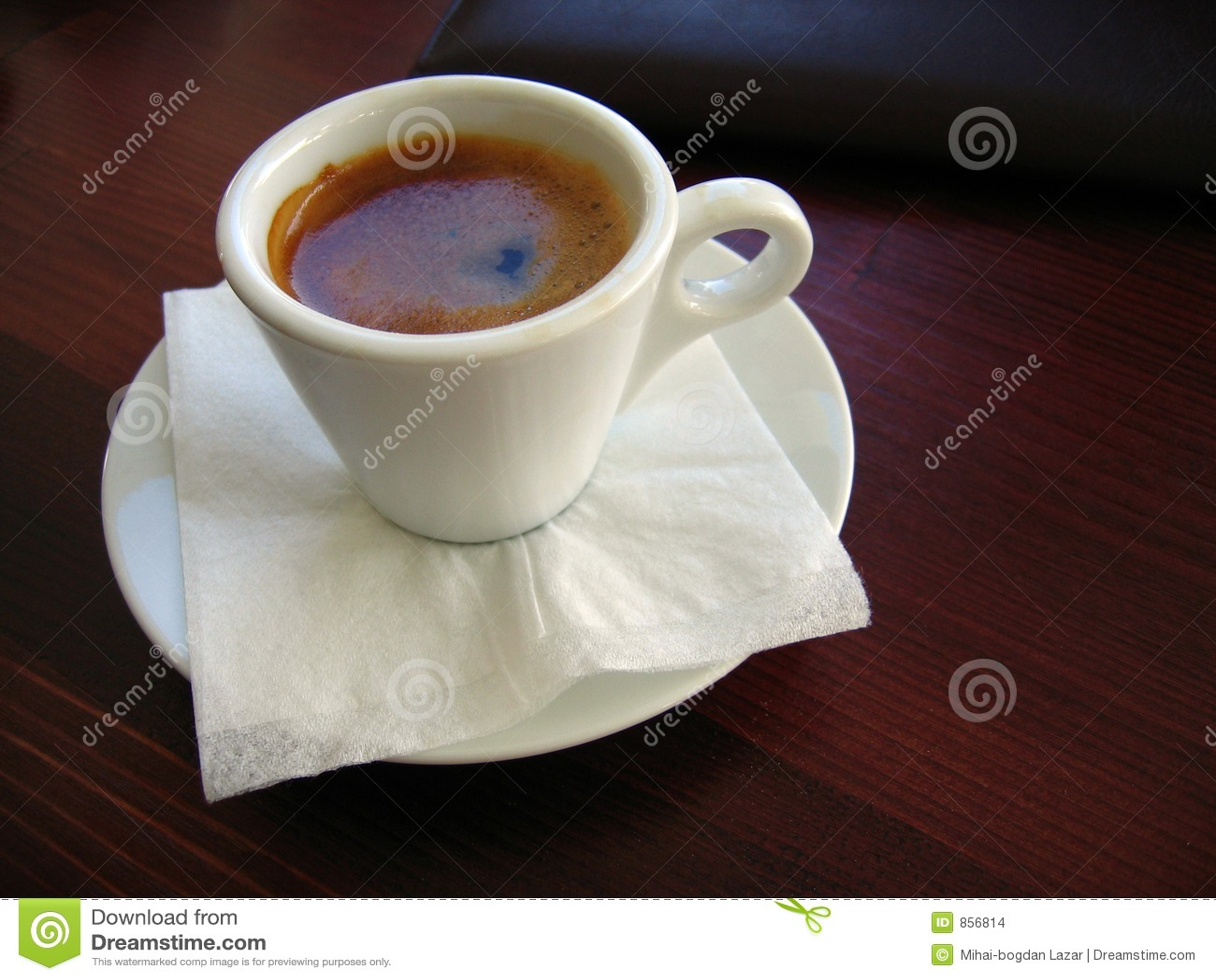 Espresso - Donker bruin thema