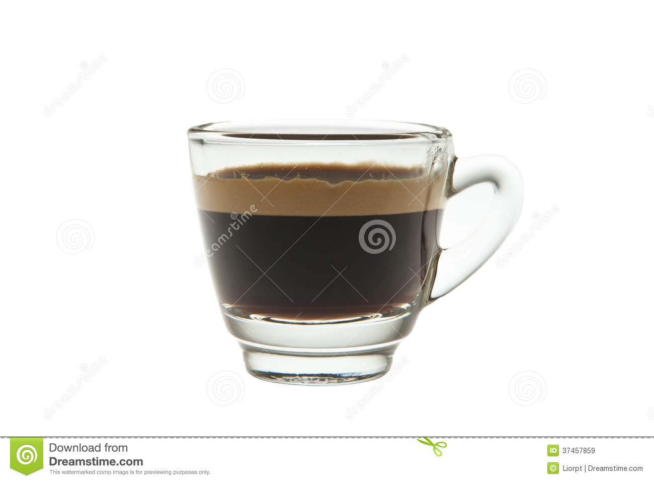 Espresso Shot Glass Royalty free stock images: espresso shot glass: galleryhip.com/espresso-shot-glass.html
