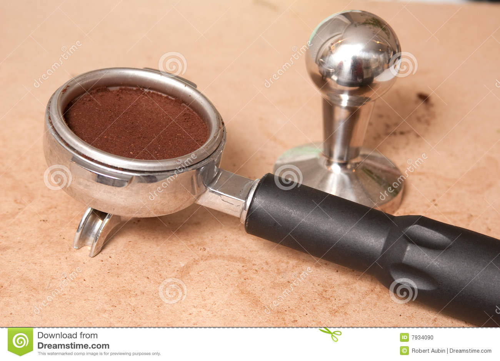 Espressofilter