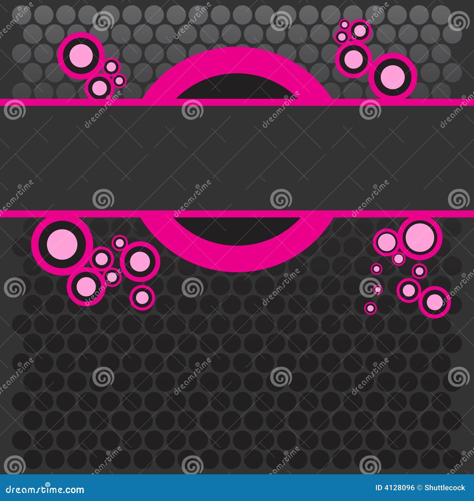 Esprit rose coloré lumineux de drapeau