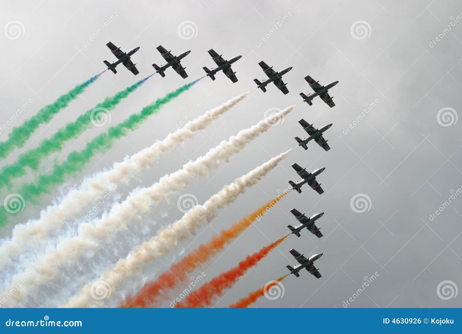 Esquadrão de ar italiano