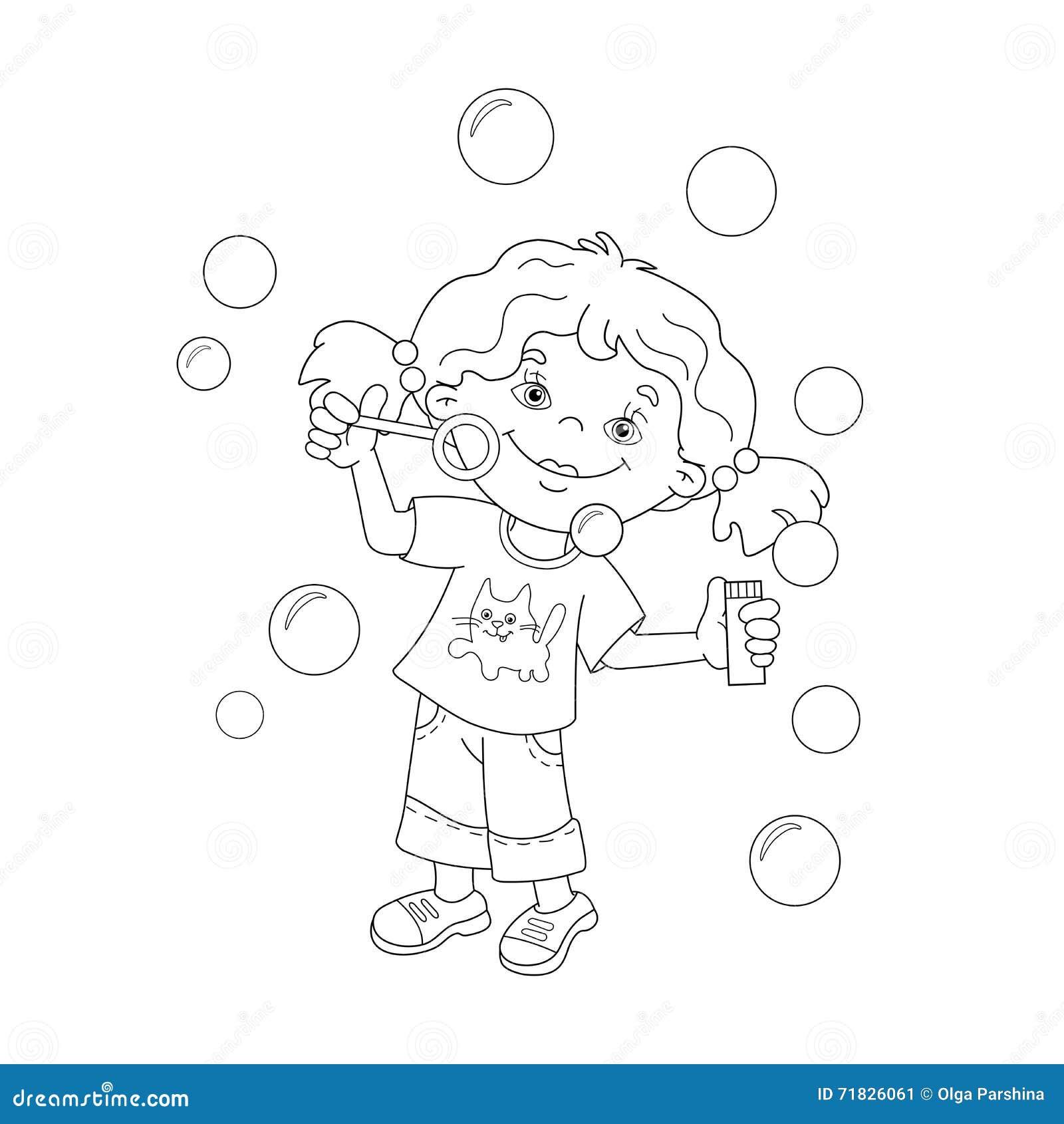 Dorable Hojas De Colorear Guppies De Burbujas Embellecimiento ...