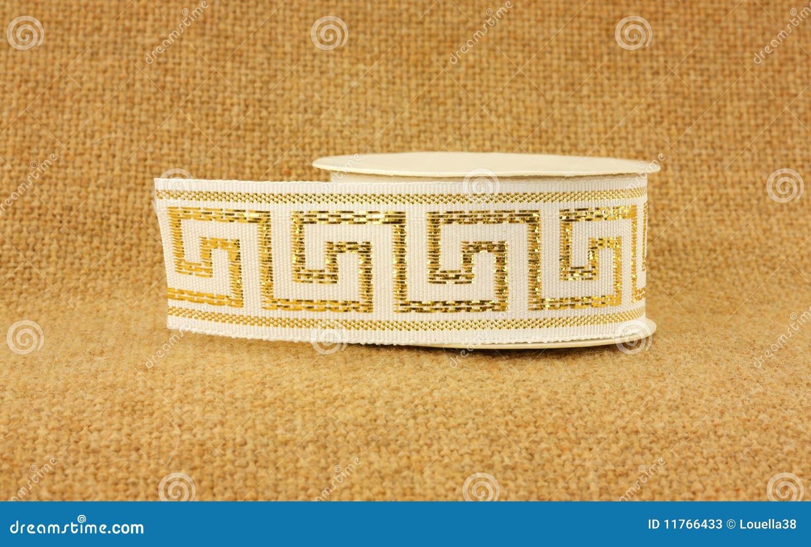 Esquerda chave grega do rolo