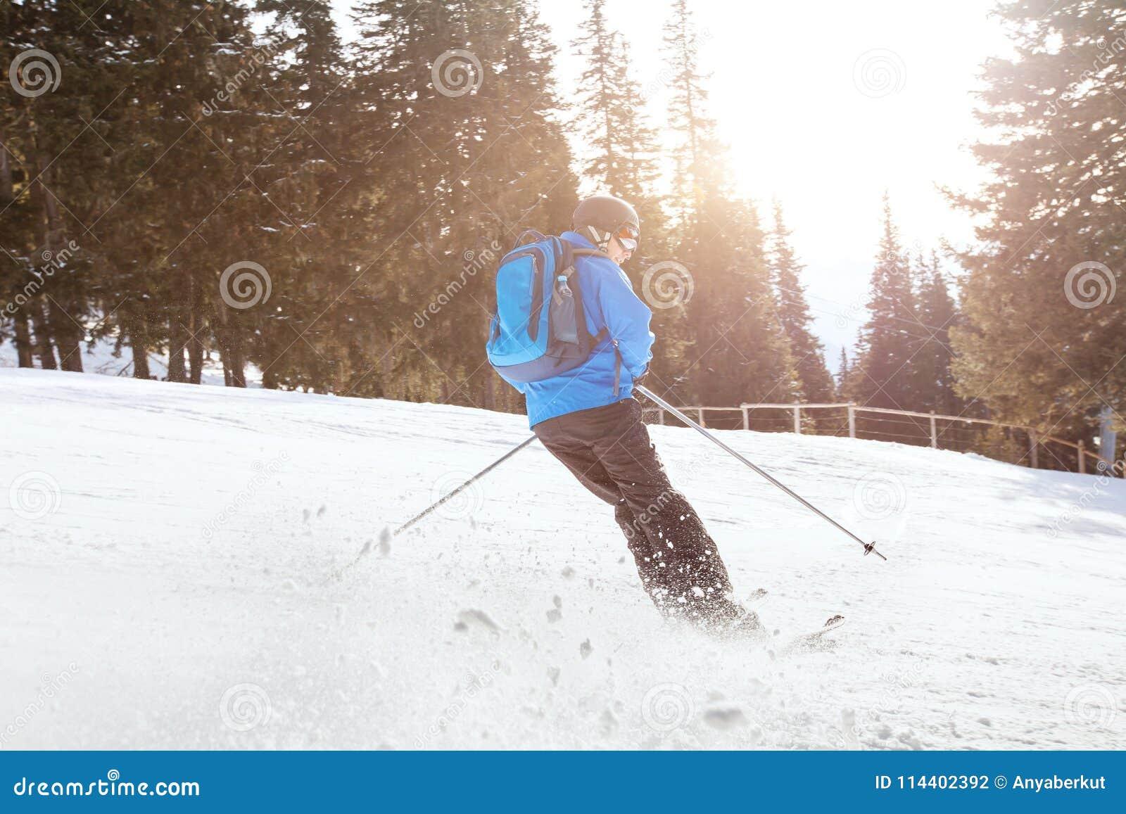 Esqui em declive