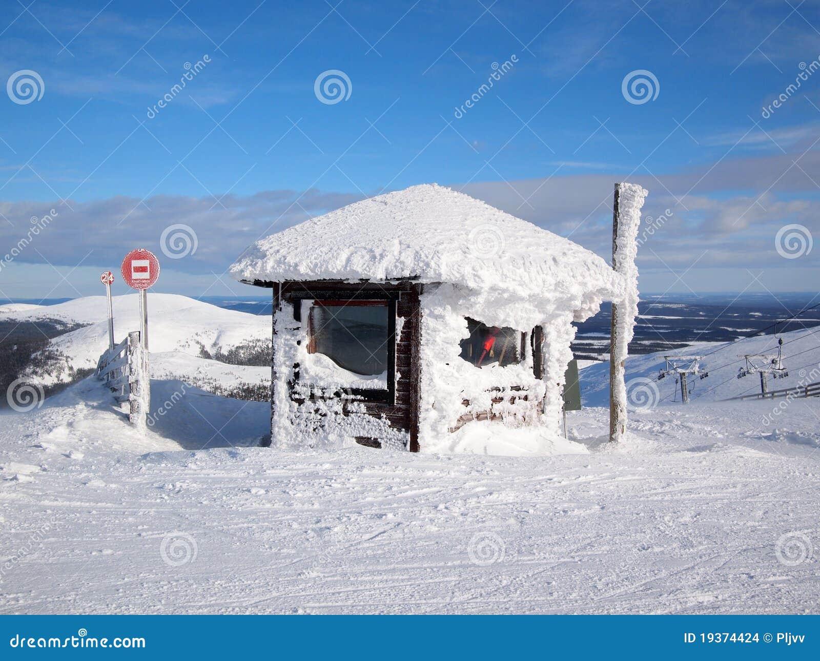 Esqui em Lapland