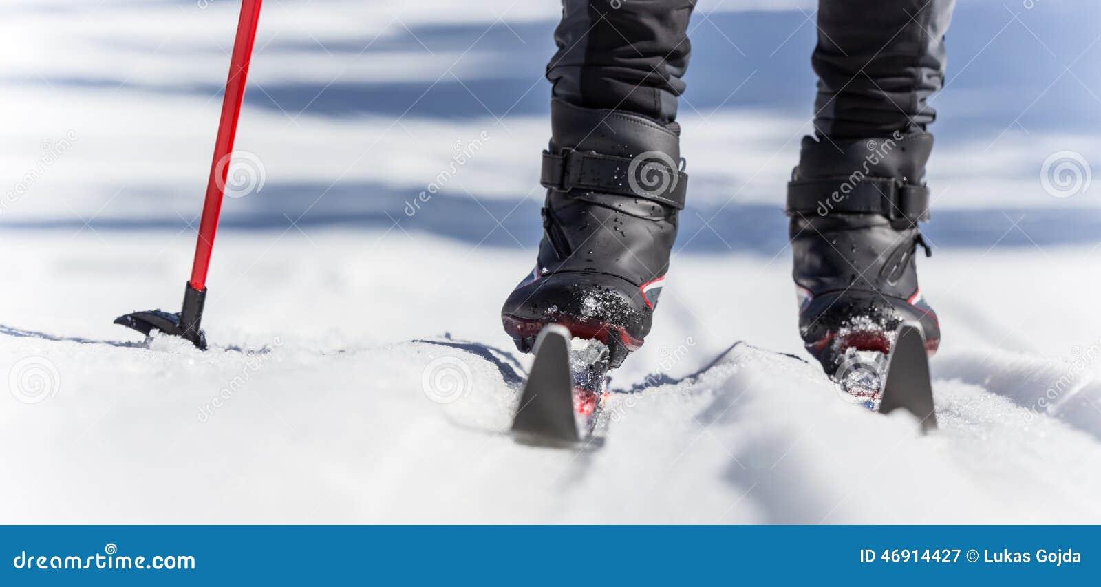 Esquiador de Backcountry