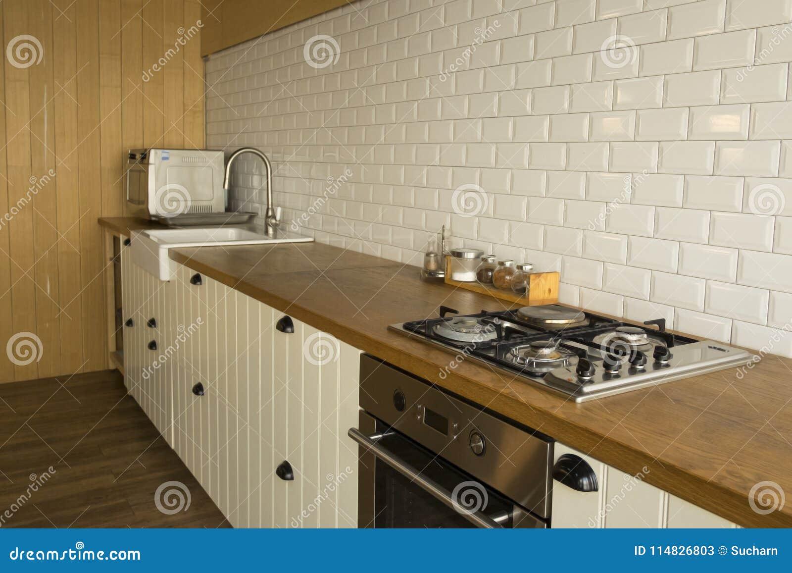 Único Moderna Cocinas Blancas Houzz Festooning - Como Decorar la ...
