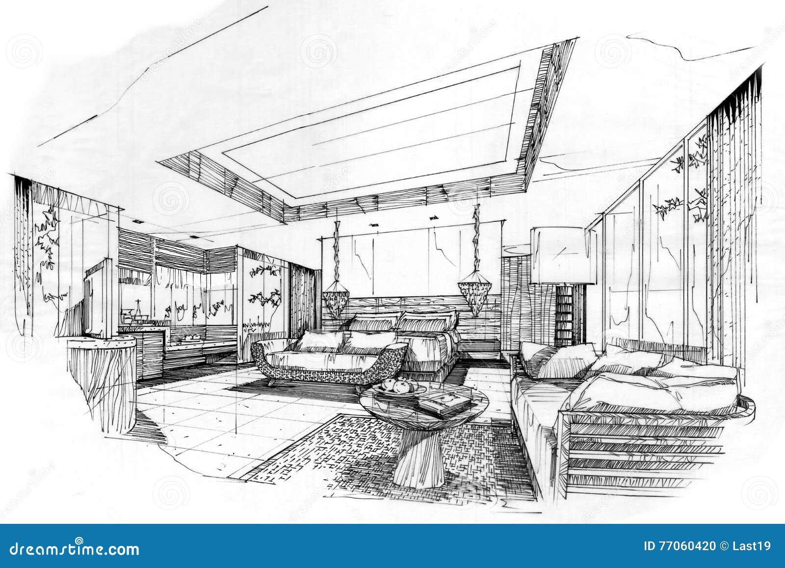 stunning chambre en perspective frontale contemporary lalawgroup - Chambre En Perspective Avec Point De Fuite