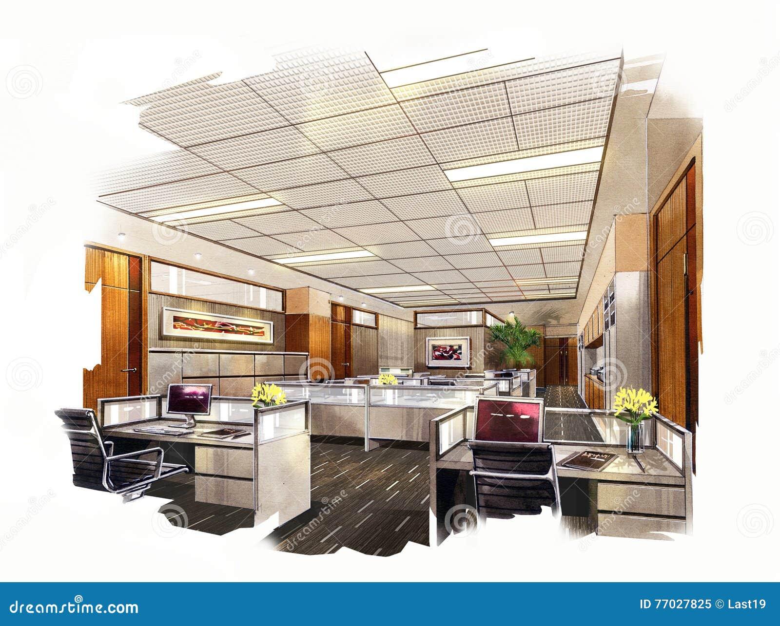 awesome chambre moderne en perspective images design. Black Bedroom Furniture Sets. Home Design Ideas