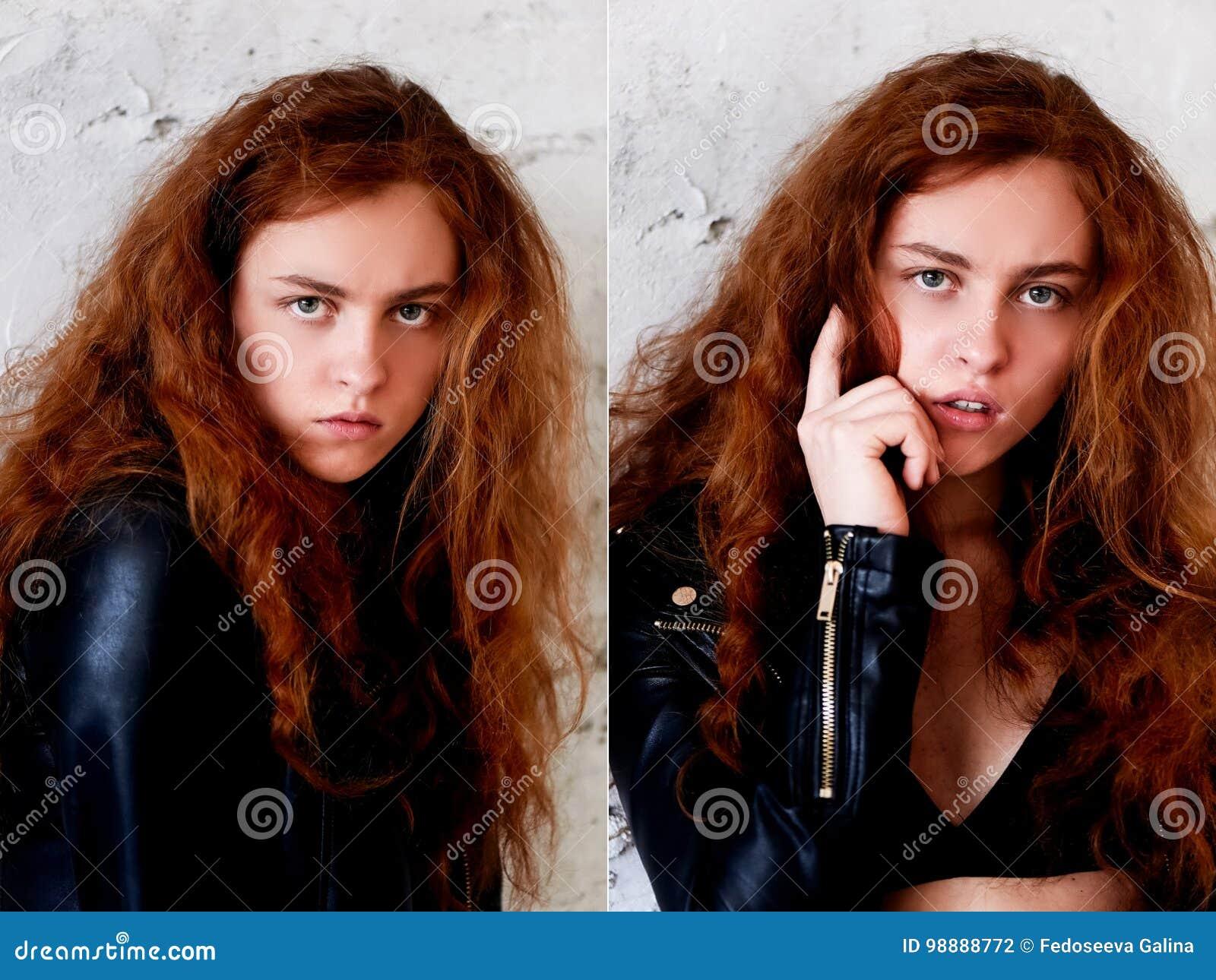 Essai couleur cheveux avec photo