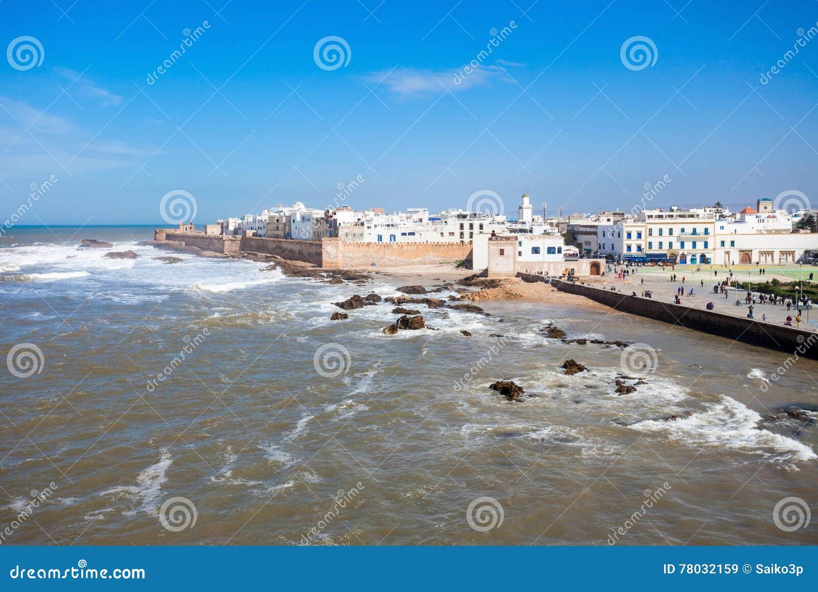 Essaouira w Maroko