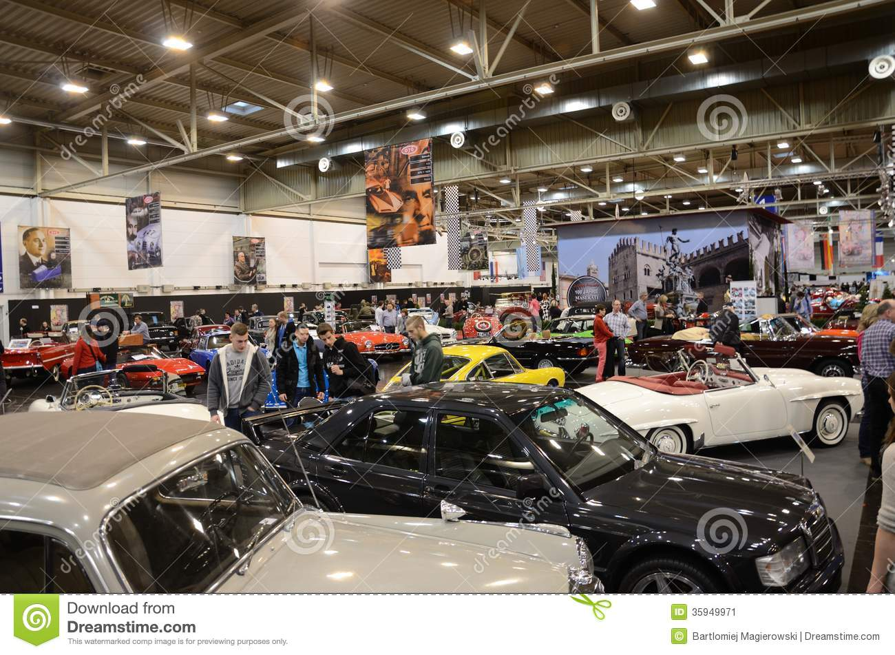 Essen Motor Show Editorial Photo Image Of People - Auto show usa