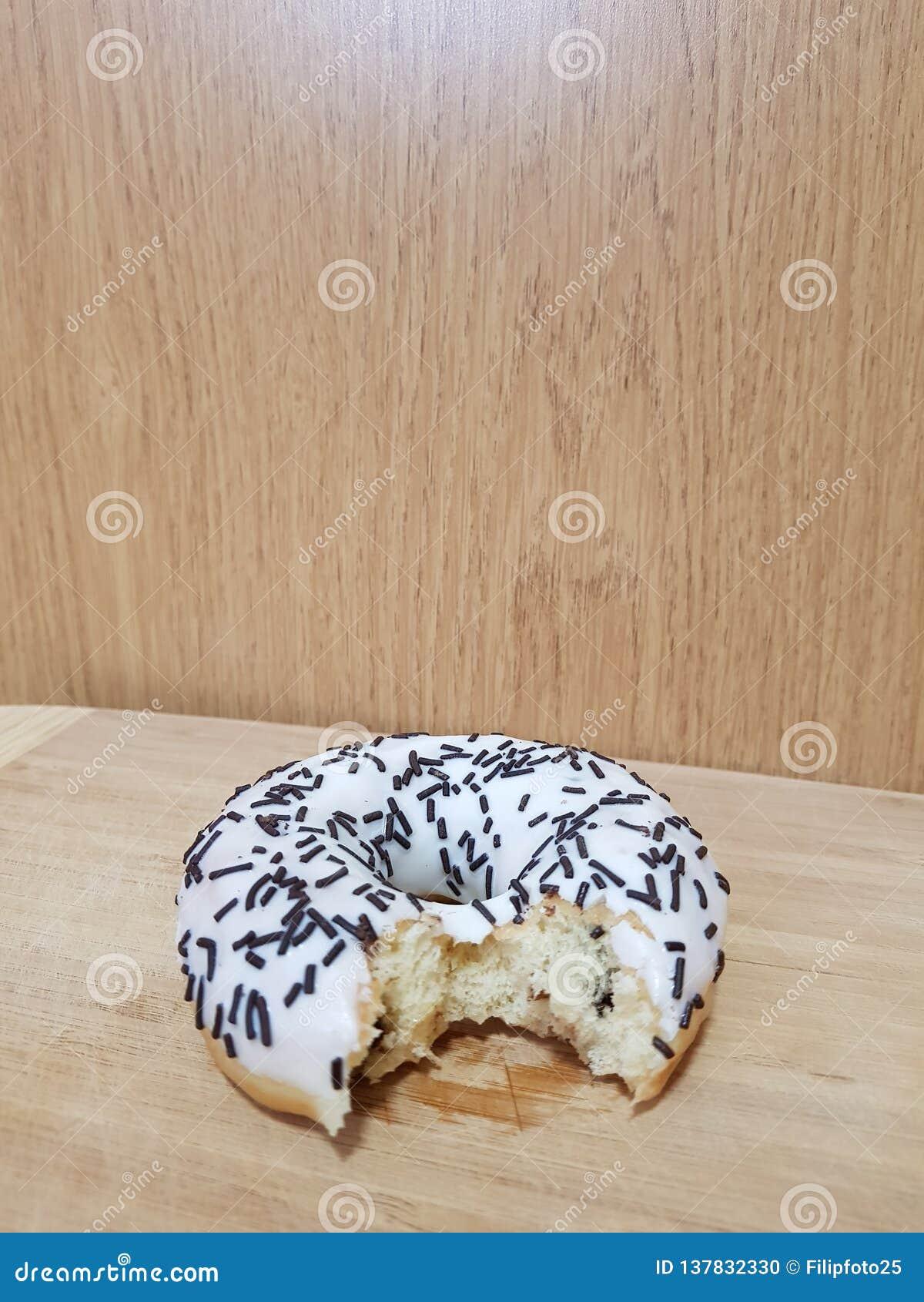 Essen Sie den Donut