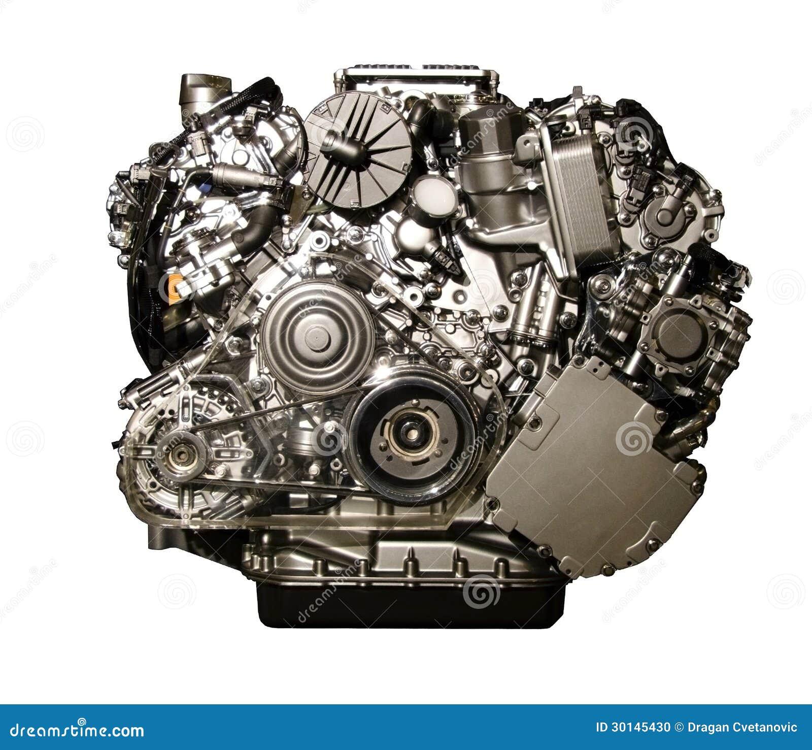 moteur de voiture de hybryd de mercedes photo stock image 30145430. Black Bedroom Furniture Sets. Home Design Ideas