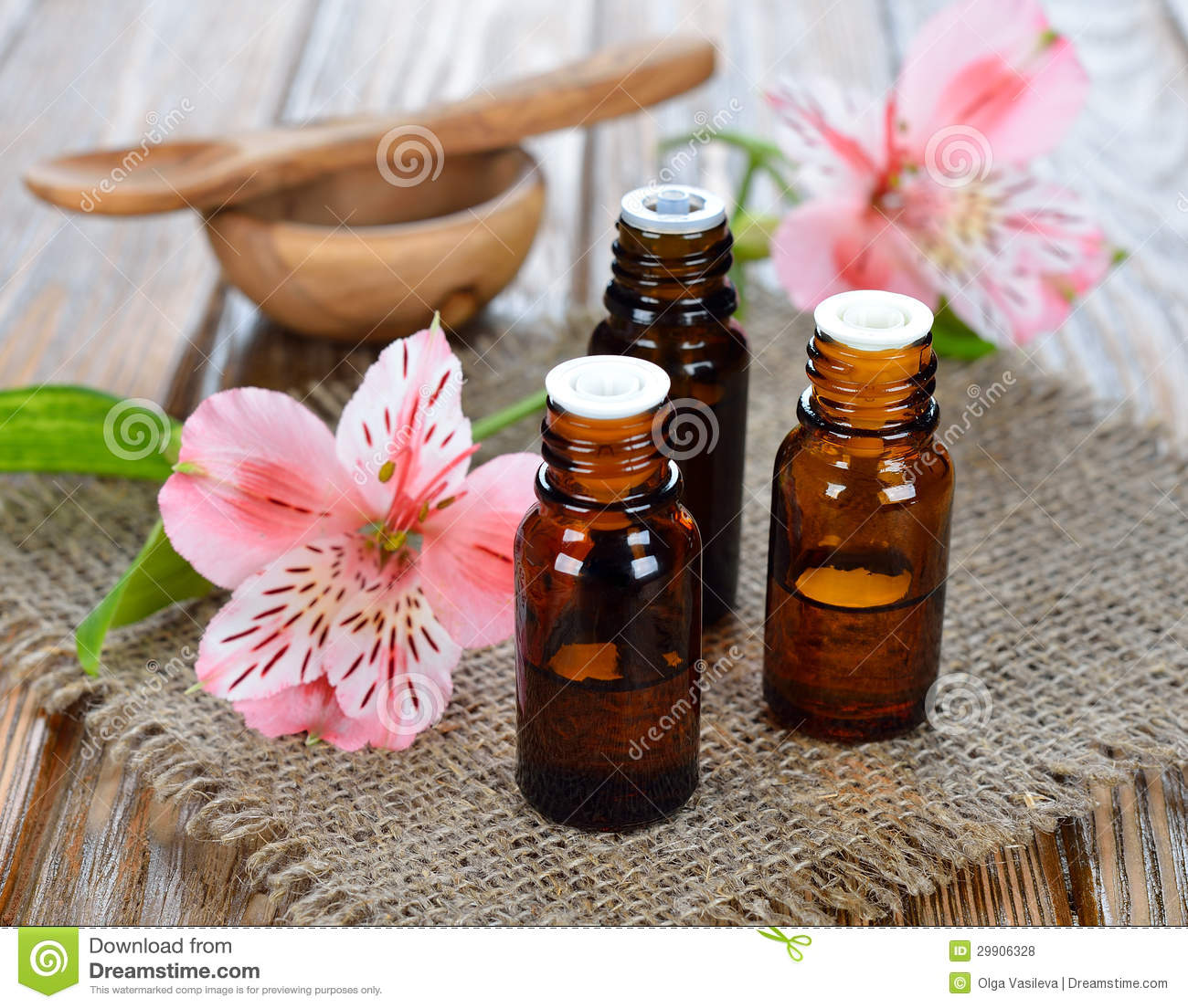how to make flower essential oil