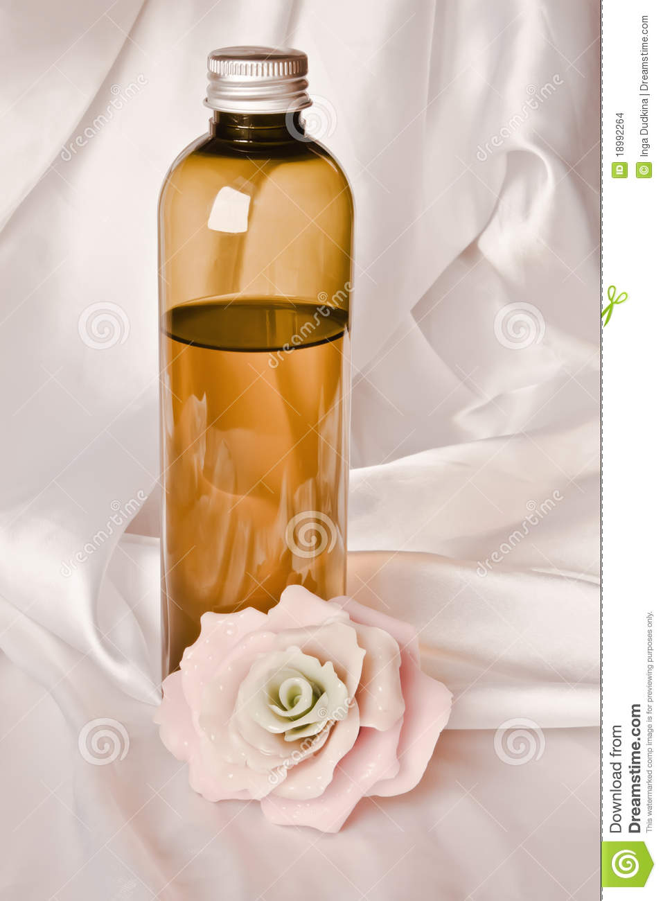 Essential oil and rose stock images image 18992264 - Rose essential oil business ...