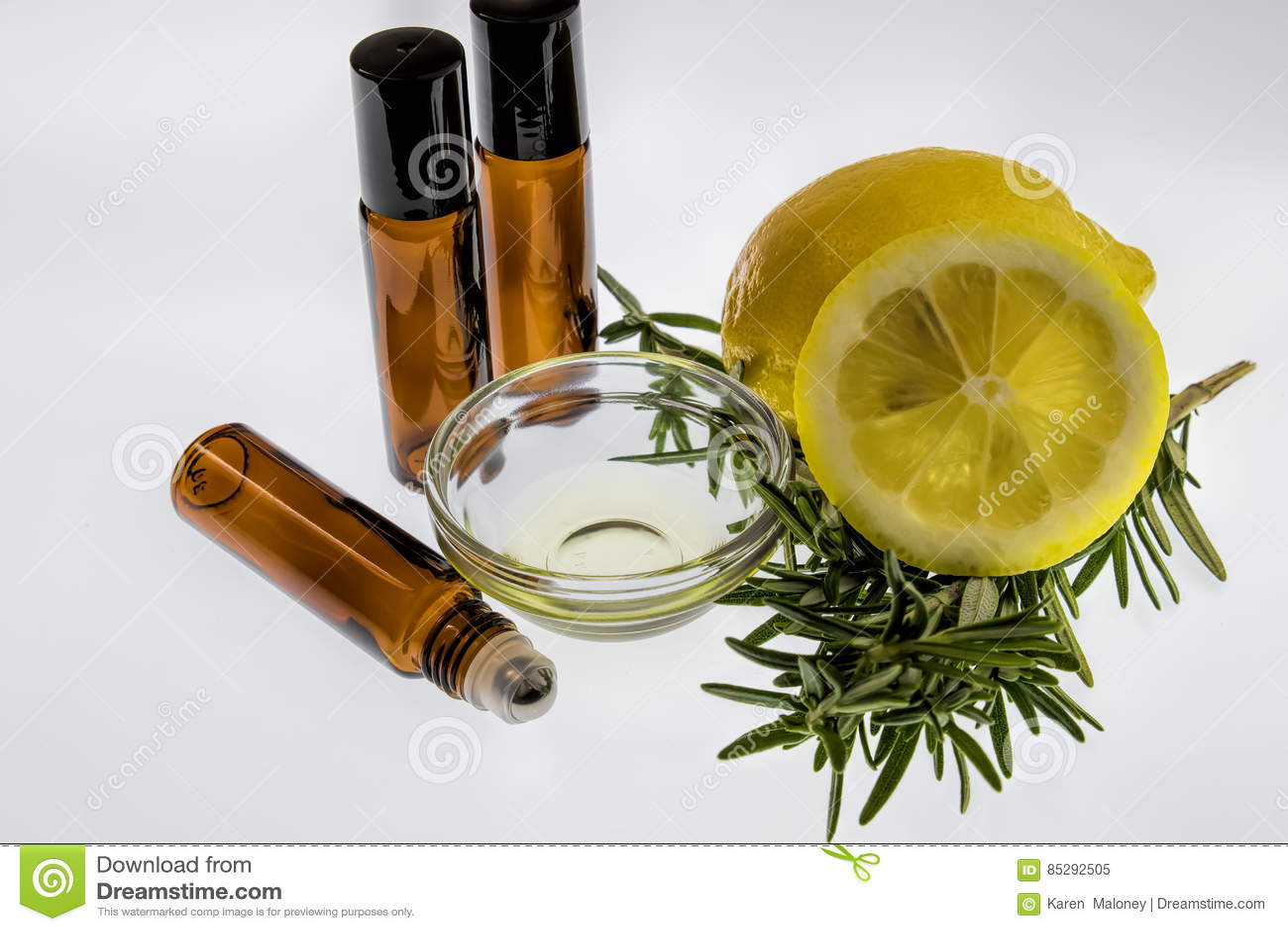 Essential Oils Stock Image Image Of Citrus Glass Fresh 85292505