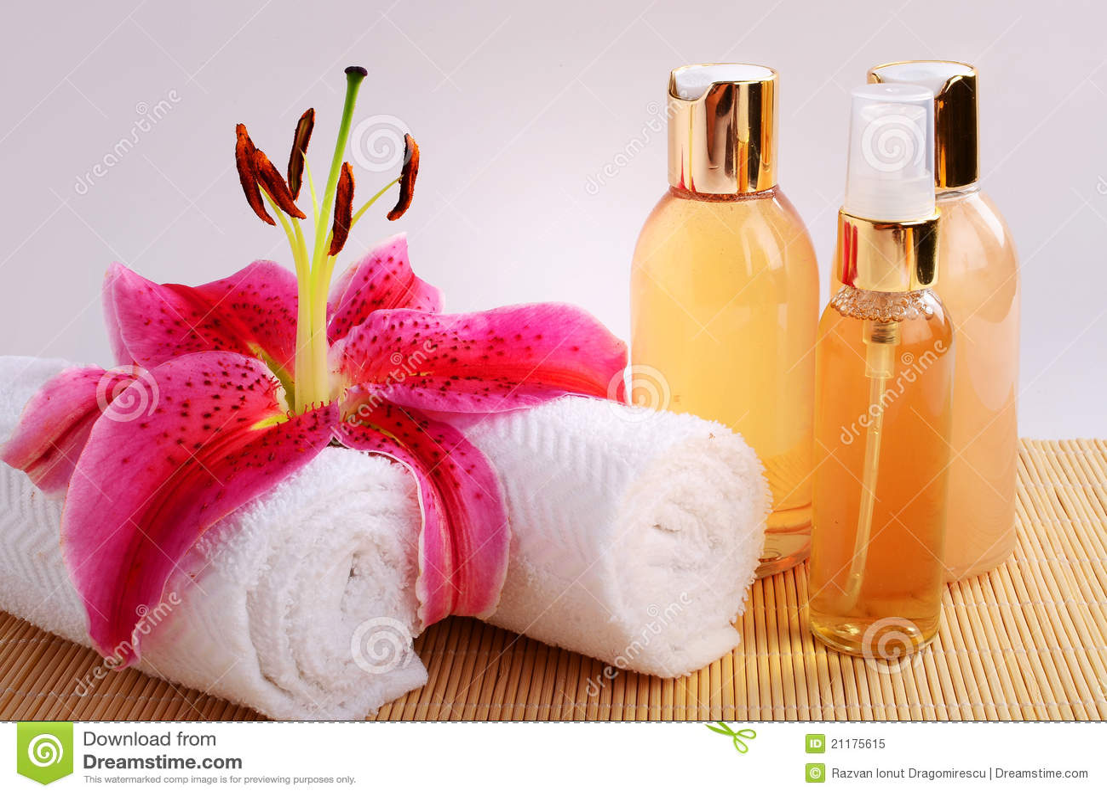 Essential Spa Massage Oils