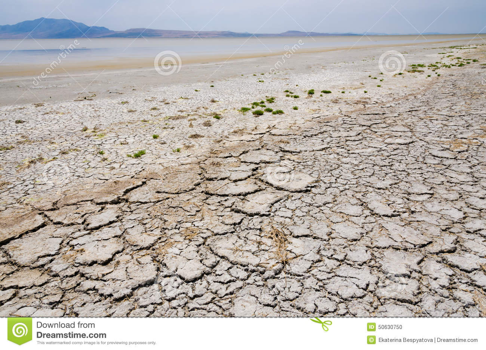 Essiccamento del Gran Lago Salato