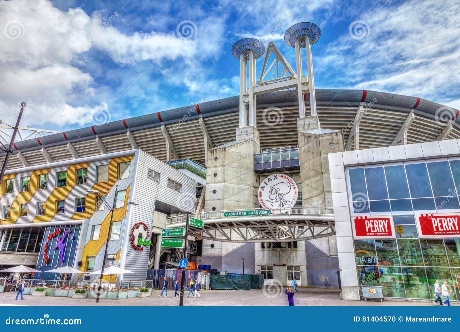 Estádio de Ajax