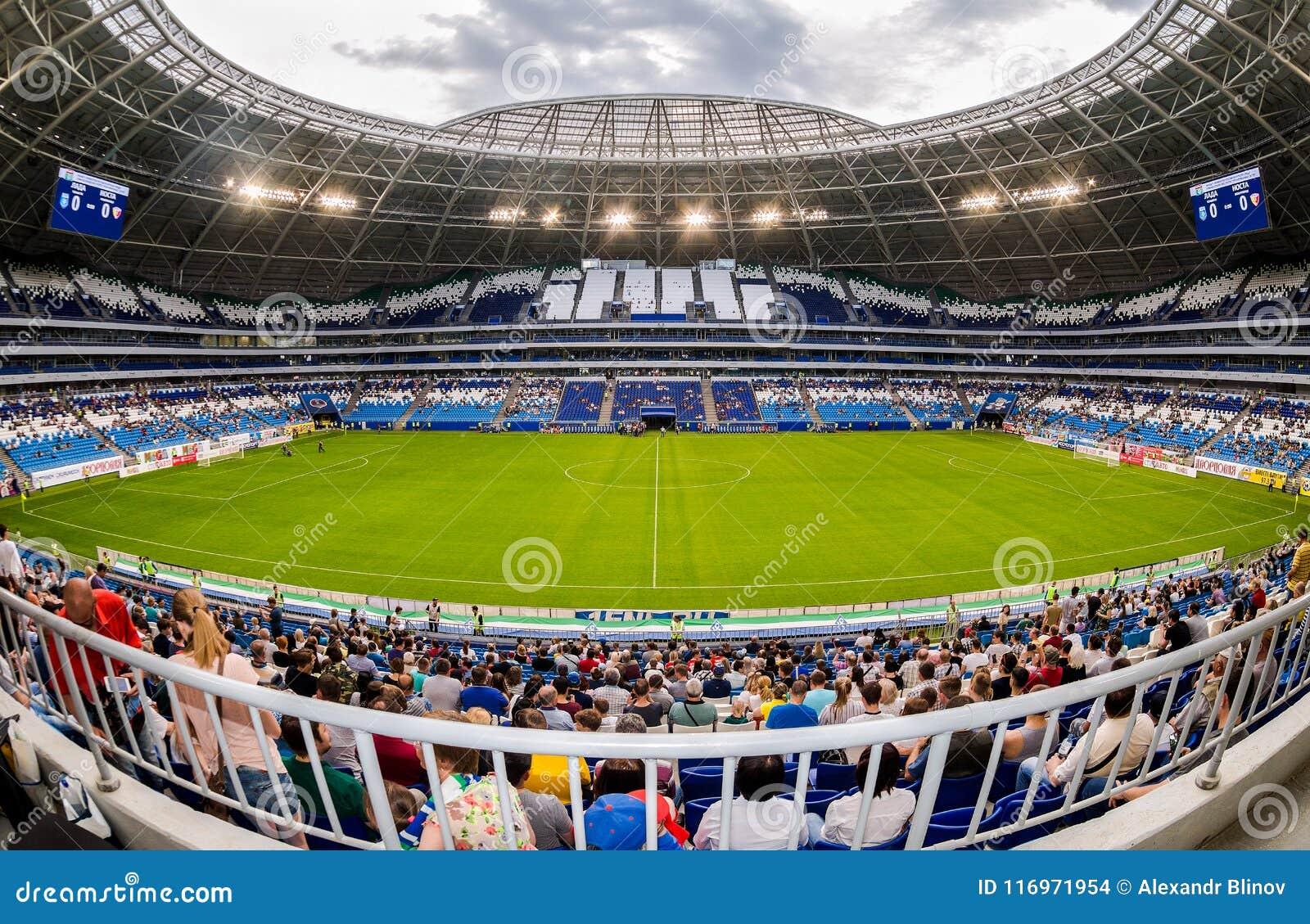 Estádio de futebol de Samara Arena