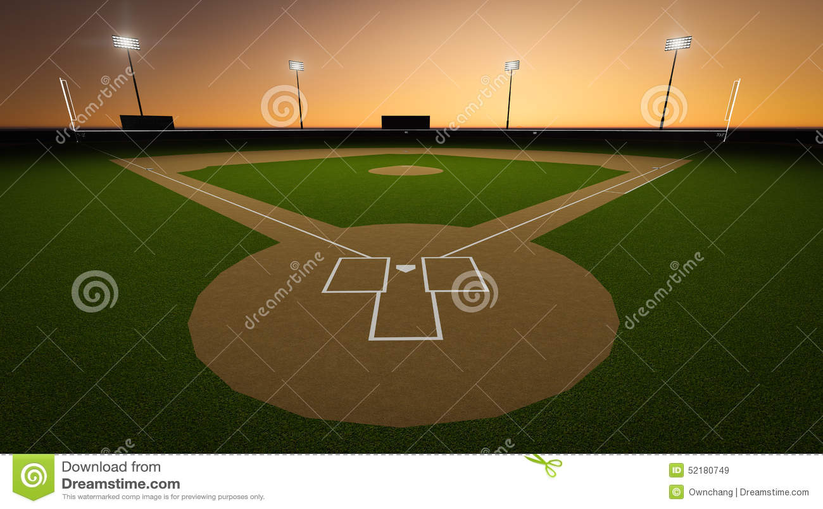Estádio do basebol