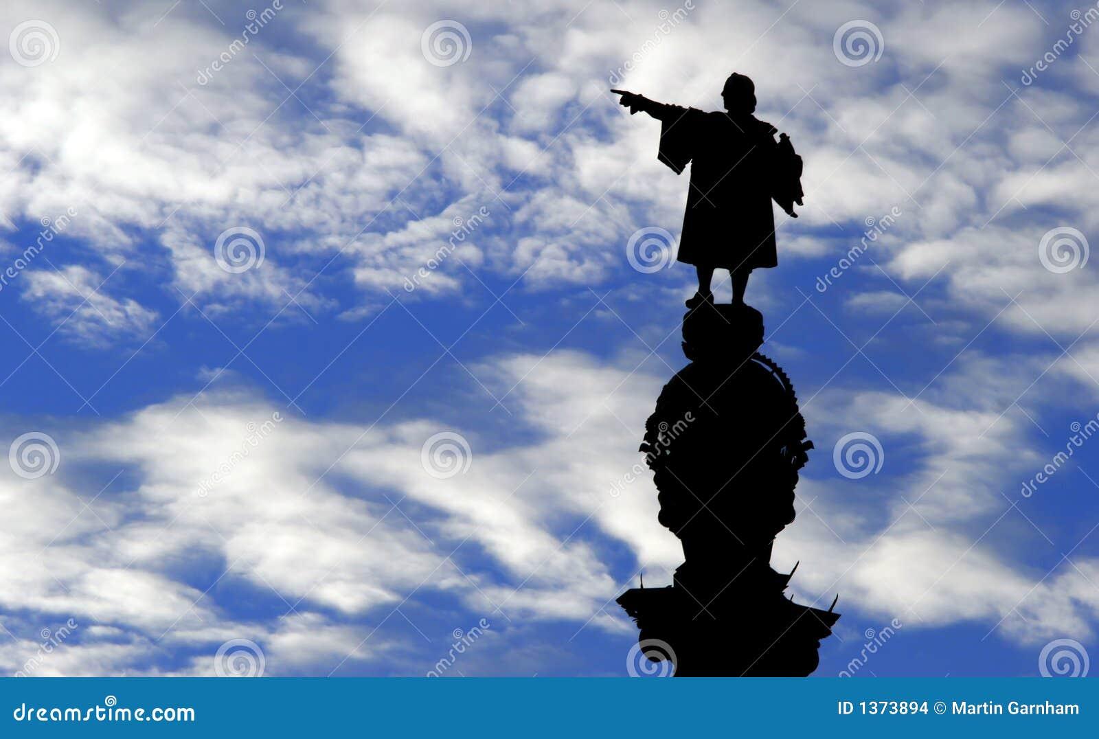 Estátua de Christopher Columbo